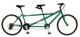 Pacific Dualie Tandem Bike (26-Inch Wheels)