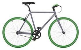 Vilano Fixed Gear Bike Urban Single Speed Deep V 54 cm Wheels