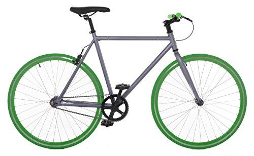 Vilano Fixed Gear Bike Urban Single Speed Deep V 54 cm Wheels