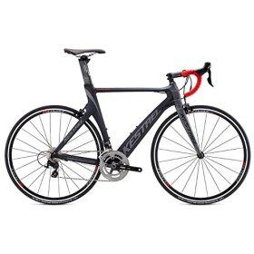 2015 Kestrel Talon Road Shimano 105 Carbon Fiber 55CM Bike 3055191555 Grey/Red