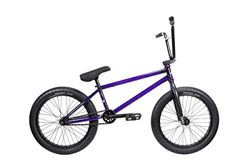 Cult Sig Series 2016 HAWK Trans Purple Complete Pro BMX Bike