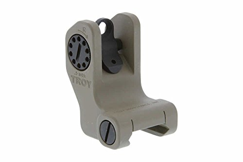 Rear Fixed BattleSight Flat Dark Earth
