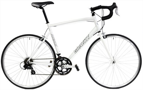 Gravity Ave A Road Bike Shimano 14 Speed Semi-Compact AL Frame Aero Fork