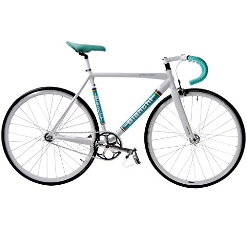 Bianchi Pista Sei Giorni Track Bike, Italian Track Bike, Fixie, Single Speed