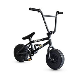 Moxie Mini BMX Bike the District Matte Black