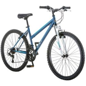 Granite Peak 26″ Ladies Mountain Bike blue