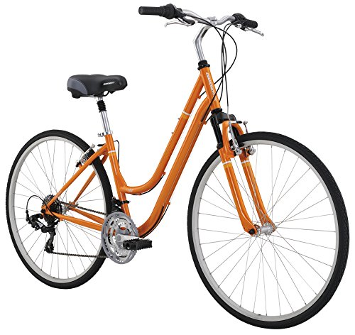 Diamondback Bicycles Women's Vital 1 Complete Hybrid Bike