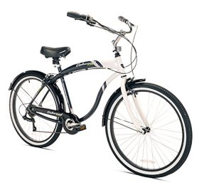 Kent Oakwood Men's Cruiser Bike (19-Inch Frame)