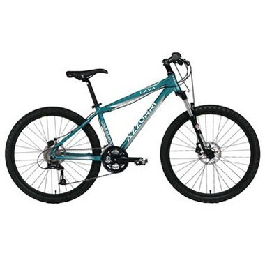 Azzurri Lava Mountain Bike 21 – Green
