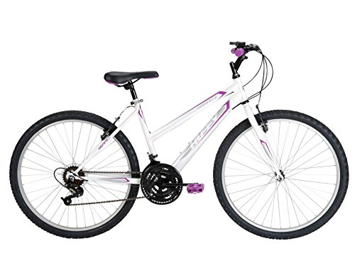 Huffy Bicycle Company Ladies Number 26215 Granite Bike, 26-Inch, Pearl White