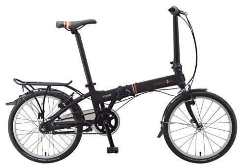 "New 2015 Dahon Vitesse i7 20"" 7 Speed Folding Bicycle (Coffee)"