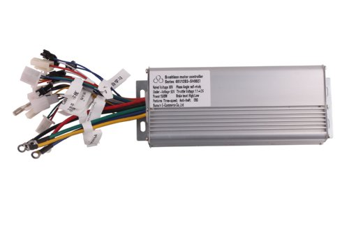 Sunwin 60V 1500W Electric Bicycle Brushless Speed Motor Controller For E-bike & Scooter