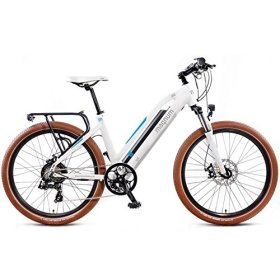 Magnum UI5 Electric Bicycle Electric Hybrid City Bike,Electric Commuter Bike, 350w, FREE GIFT Rear Rack and Free Gift 16000mAh Solar Power Bank distributed by Bikes Xpress
