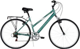 Huffy 26-Inch Ladies Arlington Bike (Green)