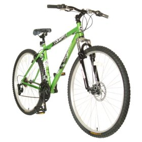 Mantis Colossus G.0  Hardtail Mountain Bike, 29 inch Wheels, 19 inch Frame, Men's Bike, Green