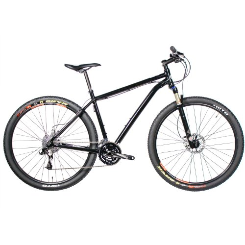 BAMF Kimura 29er Mountain Bike Black 22 inch