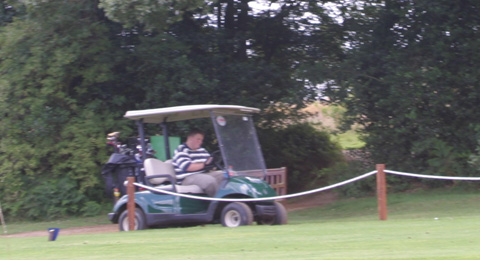 Golf Day, Friday 8th July