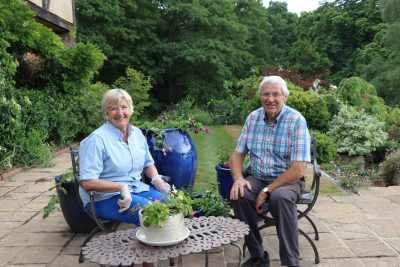 Di & Colin Barber's Garden