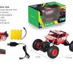 Auto A Control Remoto Gadnic Camioneta 4x4 40km H 1 18 50mt Alcance Suspension 6 699
