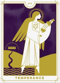 Temperance Tarot Card Meanings | Biddy Tarot