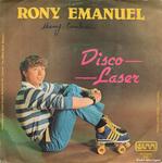 Pochette de la chanson Rony Emanuel - Disco laser