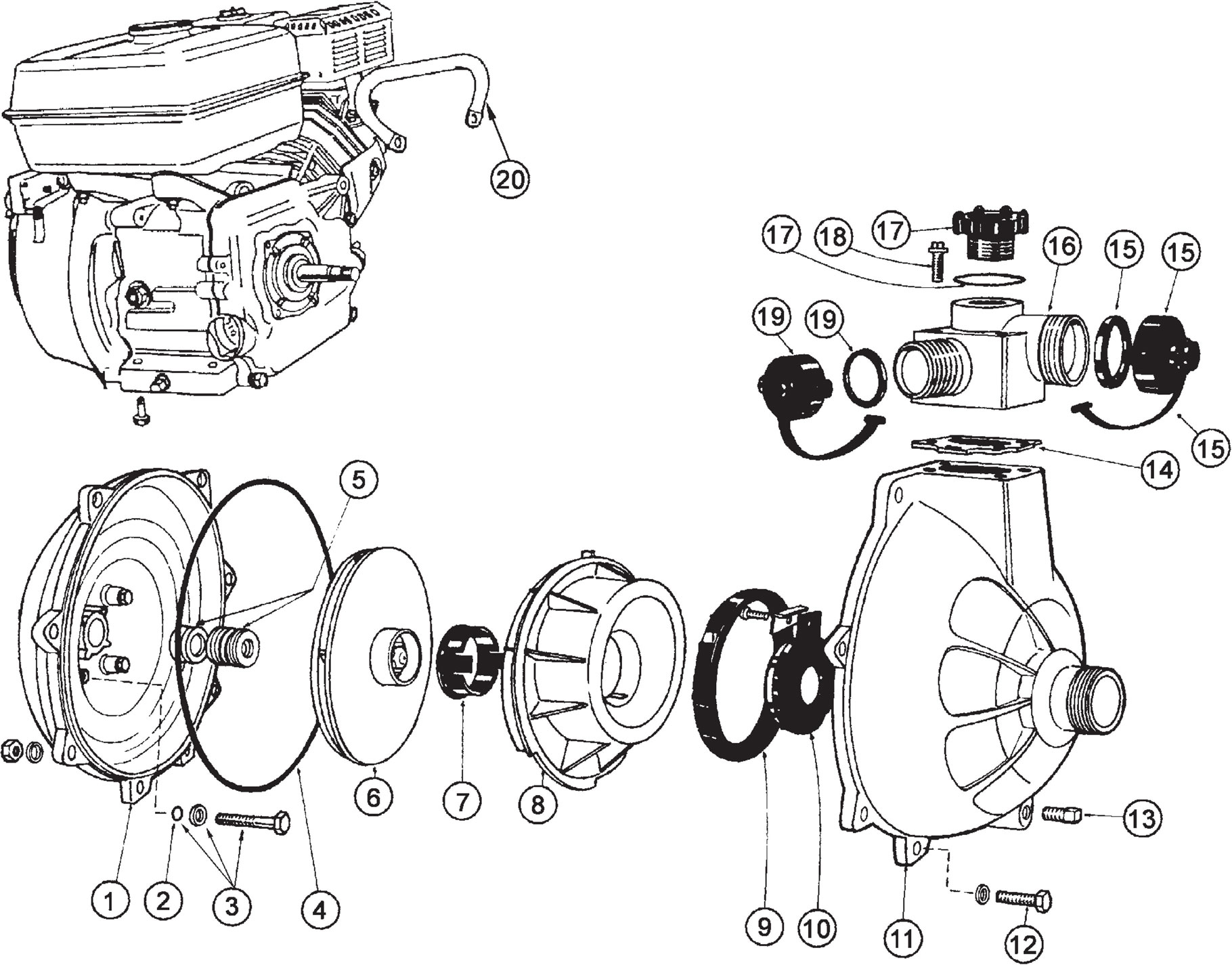 Electric Fire Pump Schematic