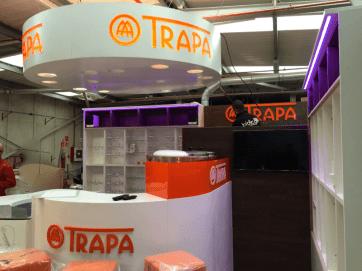 trapa stand3