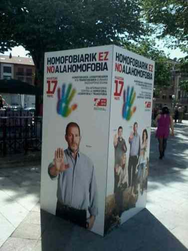 Publicidad urbana tótems