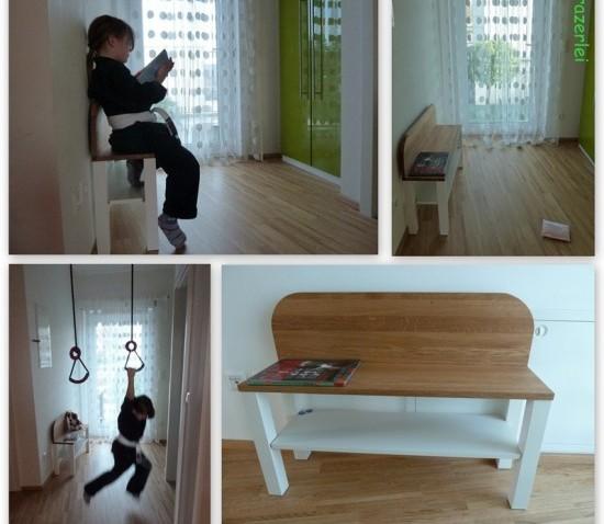 petit banc pour enfants