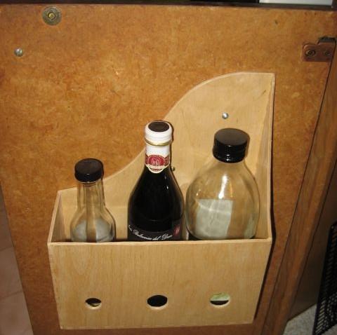 range bouteilles pratique pour la cuisine