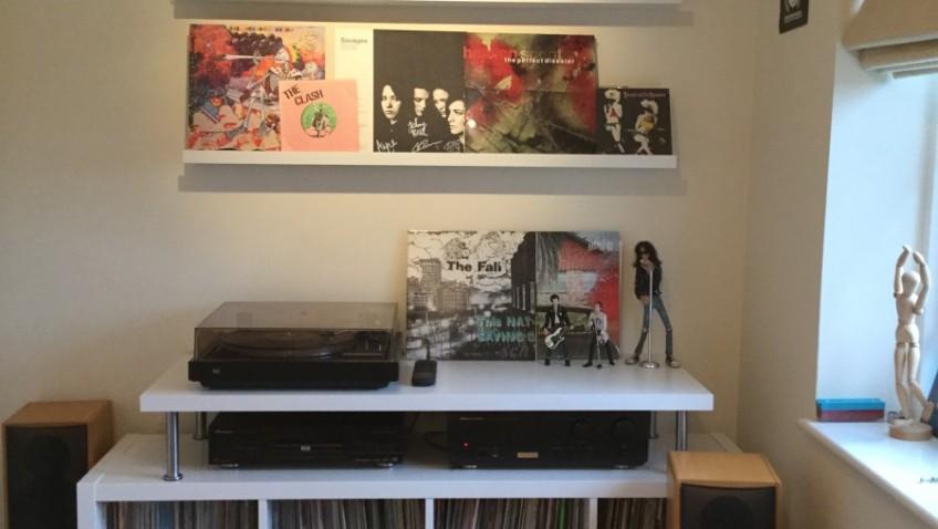 Meubles De Rangement Vinyles