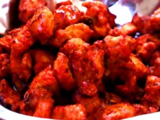 kolkata style chicken pakora recipe