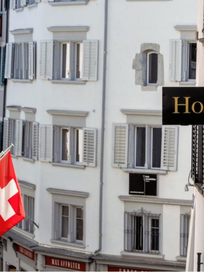 Swiss hospitality industry