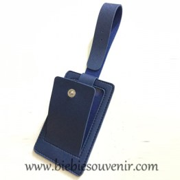 Souvenir Leather Luggage tag LT-63
