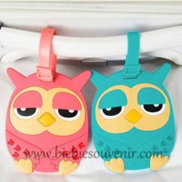 sleepy Owl souvenir pernikahan