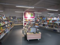 Library Culemborg Whitebox