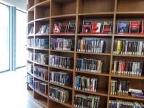 Bibliotheek Tilburg-boekenkast rond
