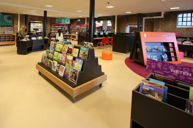 Bibliotheek Utrecht Cereol Blackbox