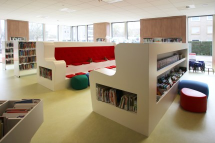 Tailor-made library Duivendrecht