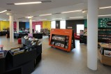 Bibliotheekinrichting Winschoten blackbox