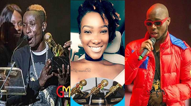 2018 ghana music awards uk winners full list.