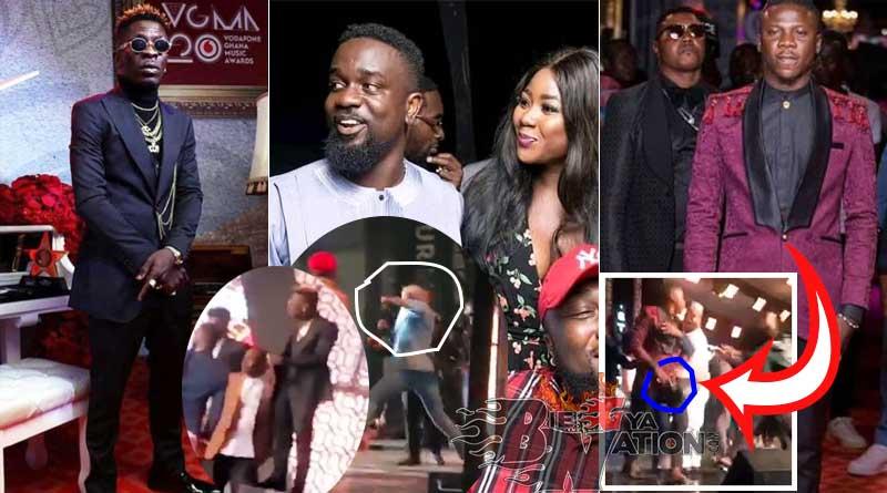 2019 VGMA Vodafone Ghana Music Awards winners list.