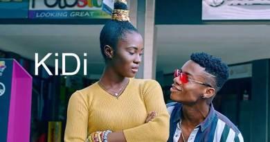 KiDi Gyal Dem Sugar official music video.