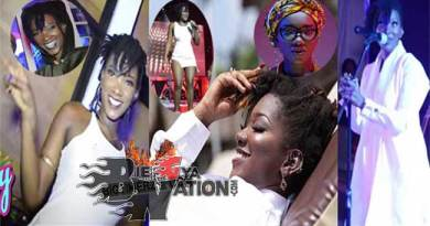 Ebony Reigns aseda music video.