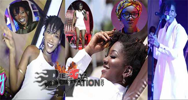 Ebony Reigns aseda music video.