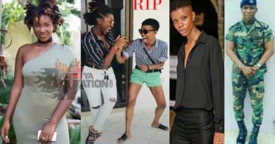 Ebony Reigns Franky Kuri Francis Atsu Vondee die in accident.