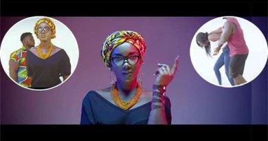 Ebony Reigns maame hw3 music video.