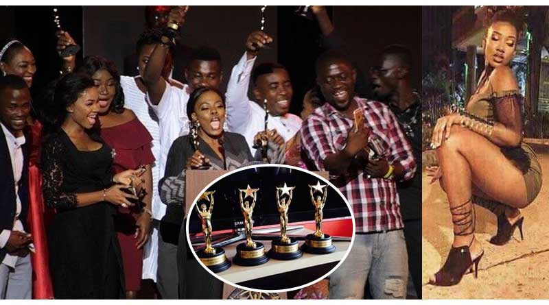 2017 RTP Awards winners full list Nana Aba Anamoah wins Personality of the year.