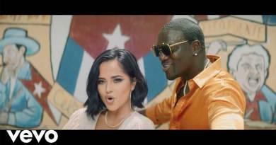 Akon ft Becky G Como No Video.
