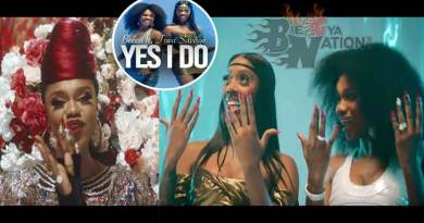Becca ft Tiwa Savage Yes I Do Music Video, produced by Mix Masta Garzy.